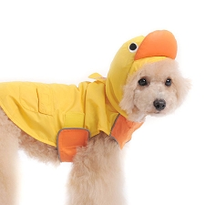 Yellow Ducky Rain Coat