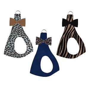 Two-Tone Bowtie Step-In Harness- Custom Colors
