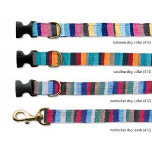 Handwoven Guatemalan Collar- Day At the Beach