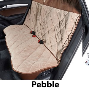 Cross Country Luxury Back Seat Covers- 4 Colors