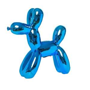 Balloon Dog Bank- Royal Blue