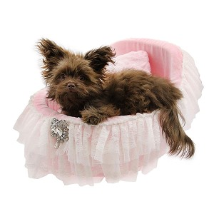 Bassinet Dog Bed- Baby Doll