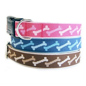 Beaune Eco-Friendly Dog Collars- Three Colors