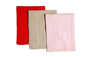 Cashmere Dog Blankets - 13 Colors