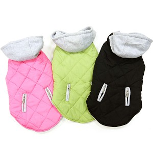City Puffer Jacket- 3 Colors