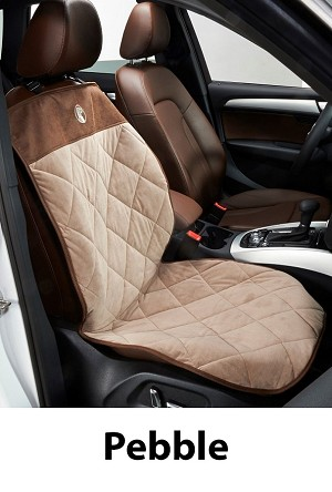 Cross Country Luxury Front Seat Covers- 4 Colors
