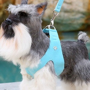 Crystal Paw Step-In Dog Harness- 20 Colors