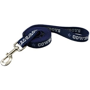a6637d6190d Dallas Cowboys Dog Leash- Offically Licensed NFL Football Pet Gear at  Glamourmutt.com