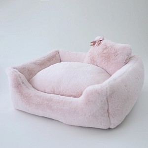 Divine Dog Bed- Blush