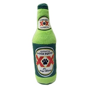 Dogs Equis Beer Dog Toy