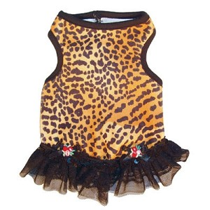 Dolce Vita Leopard Dog Dress