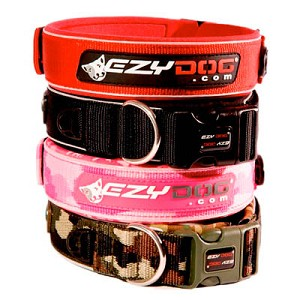 Neoprene Wide Dog Collars for Big Dogs