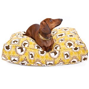 Cameo Yellow DIY Dog Duvet