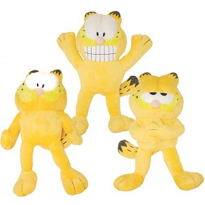 Garfield Plush Dog Toy