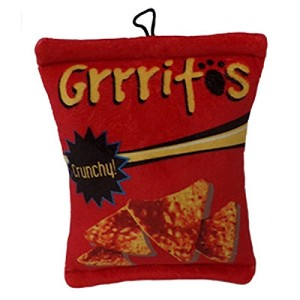 Grrritos Chips Toy