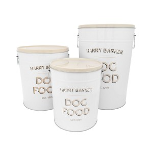 Dog Food Storage Container- Barker Bistro
