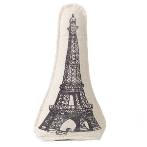Eiffel Tower Dog Toy by Harry Barker