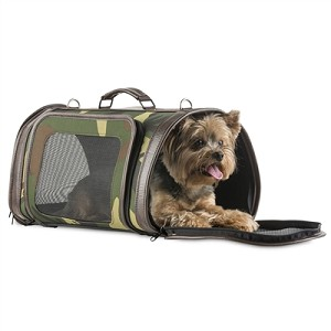 Kelle Dog Carrier by Petote- Camo