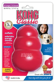 Kong Original Dog Toy