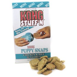 Kong Puppy Stuff'n Snaps Snacks