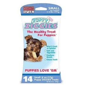 Kong Puppy Stuff'n Ziggies Treats