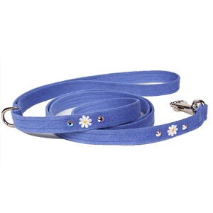 Lil Daisy Swarovski Crystal Dog Leash - 20 Colors