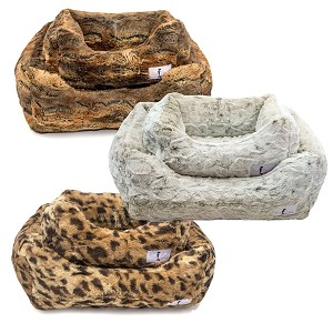 Luxe Dog Beds- Animal Collection