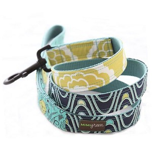 Parker Dog Leash by Mimi Green