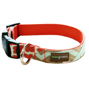 Murphy Dog Collar by Mimi Green