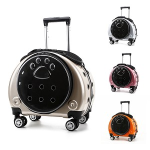 Moderno Pet Trolley Backpack Carrier- 4 Colors