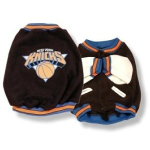 New York Knicks Dog Jacket