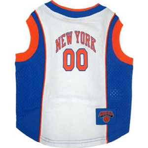 New York Knicks Dog Jersey