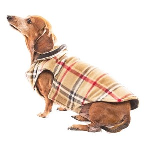 Nova Plaid Dog Coat by Legitimutt