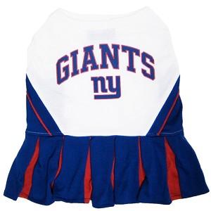 sports shoes 5b13c f17dc New York Giants Cheerleader Dog Dress