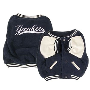 New York Yankees Varsity Dog Jacket
