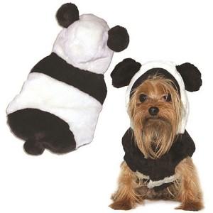 Panda Sweater With Ears