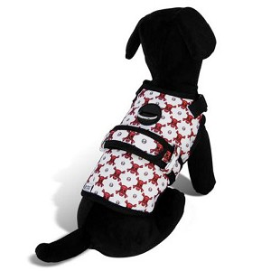 Pirate Star Dog Harness