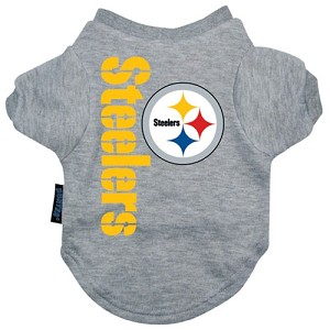 f24cc9887a3 Pittsburgh Steelers Dog Shirt at Glamourmutt.com