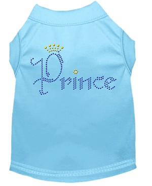Prince Blue Dog Shirt