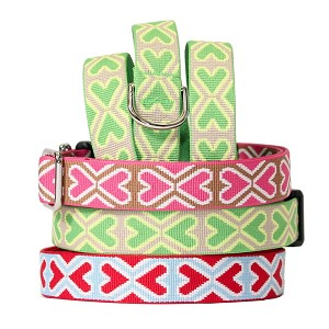 Puppy Love Eco-Friendly Dog Collars- Three Colors