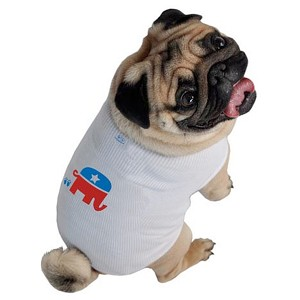 Republican Dog Shirt