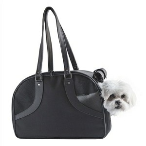 Roxy Dog Carrier by PETote - Black