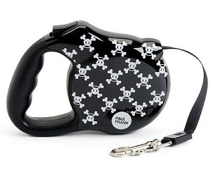 Skurvy Retractable Dog Leash by Paul Frank