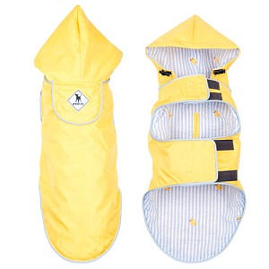 Seattle Raincoat- Ducky Yellow
