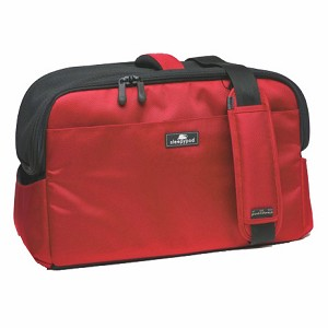 Sleepypod Atom Dog Carrier - Strawberry Red