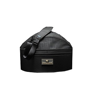 Sleepypod Original Dog Carrier - Jet Black