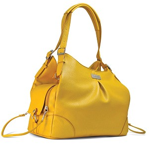 SoHo Collection Dog Carrier - Daffodil Yellow