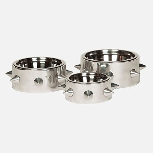 Spiked Alpha Dog Bowl