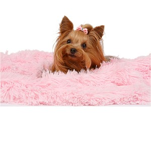 "Susan Lanci 28"" Dog Blanket - 9 Colors"
