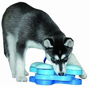 Tornado Interactive Dog Treat Toy